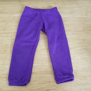 Girl's sweatpants